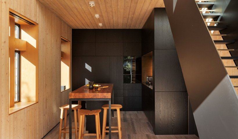 Interior Awards 2020 Winner Features Prime Art Veneer Kitchen