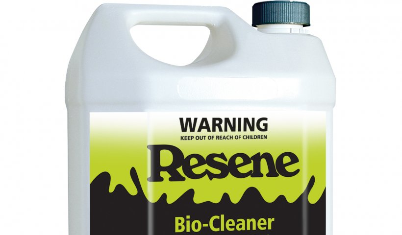 Eco-Approved Clean with Resene Bio-Cleaner