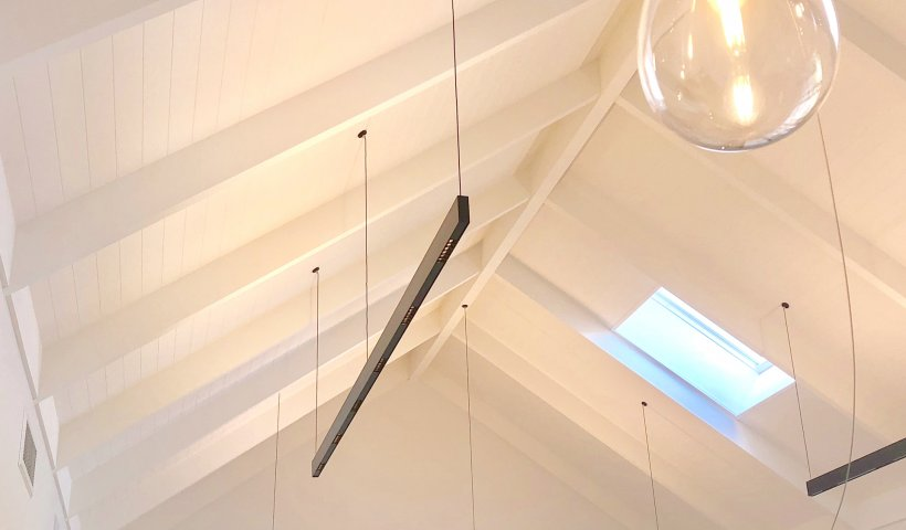 Simpson's Structural Timber Screws Enhance Decorative Rafters