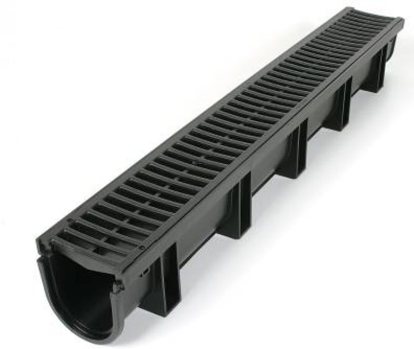 Marley surface channel drainage systems by marley for Surface drainage system