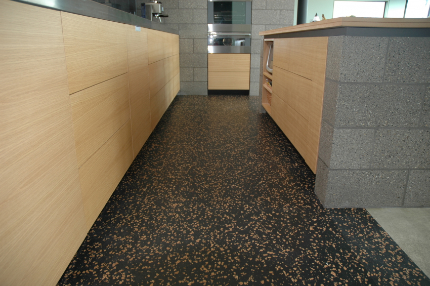 recycled rubber flooring in kitchens the smart option eboss